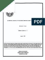 Empirical Analysis of the BCG Matrix