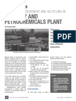 Wastewater Treatment and Recycling in Refinery and Petrochemicals Plant...by Praveen Gupta, Paramount Limited