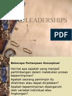 K 11-12 Leaderships