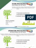 Cartel Atención Psicológica CJ Zacamil