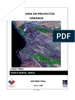 Proyectos Urbanos Arica