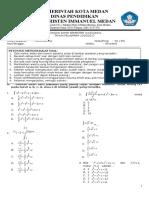 Soal Matematika Kelas Xii Ips Sma Swasta Pkim Medan