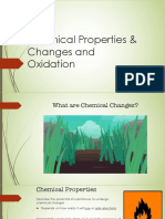 chemical properties and changes pp