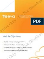 Introduction to Veeva