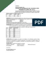 Examen Aplazado MATERIALES 4