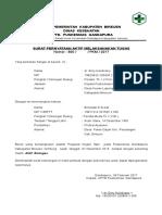 Surat Aktif Pns 2016