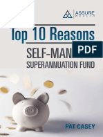 Top Reason to Set up your own SMSf(Self-Managed Superannuation Fund)