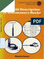 1986 Tucker, M. - The Field Description of Sedimentary Rock