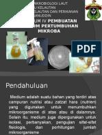 Laboratorium Mikrobiologi Laut
