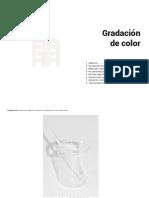 Gradacion de Color