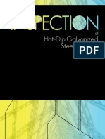 HOT DIP Galvanized Steel Inspection Guide