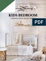 Kids Bedroom - Interior Design Season Trends