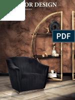 Interior Design - Living Room Season Trends