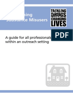 A Guide for All Professionals Working Within an Outreach Setting