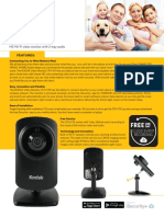 KODAK Video Monitor V10 Datasheet