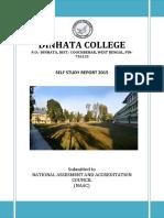 Dinhata-College SSR 2015