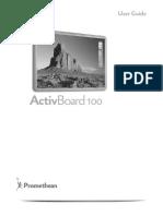 ActivBoard 100 User Guide TP1740v7