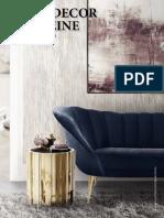 Home Decor Magazine - Modern Sofas Trends