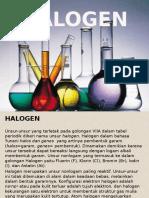 Kimia Halogen