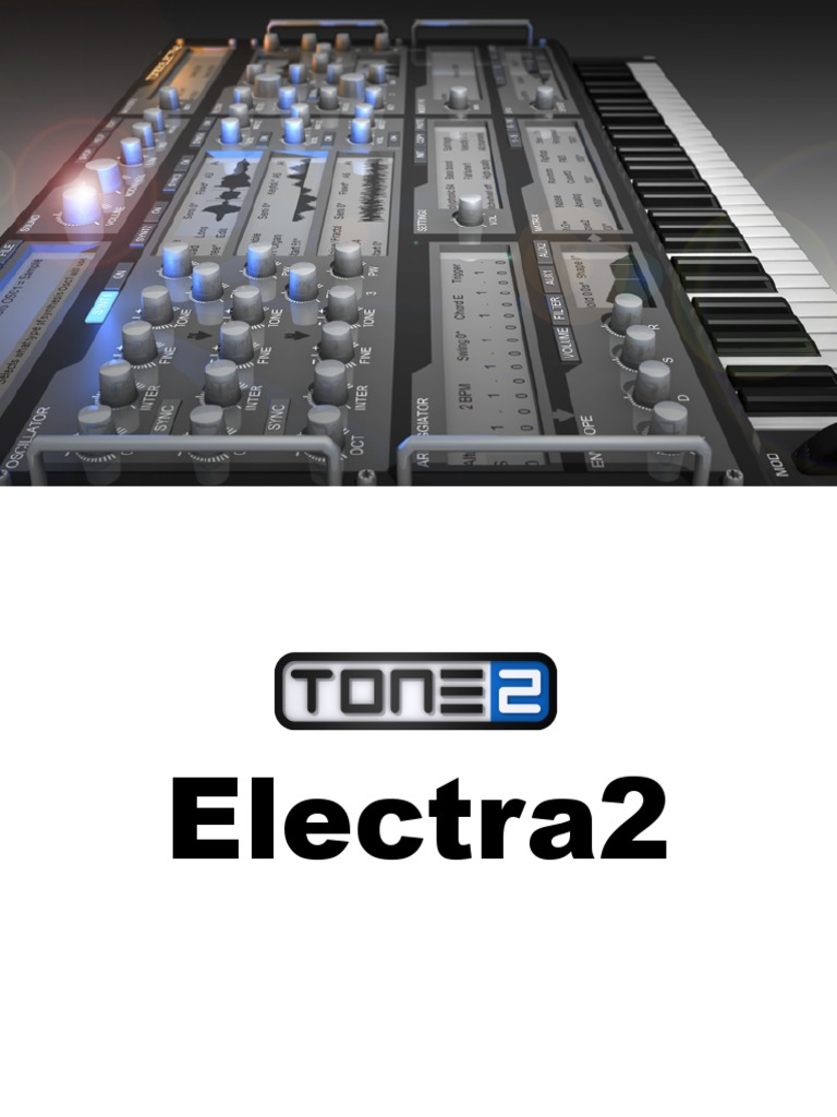 Electra 2 Manual | Synthesizer | Frequency Modulation