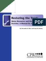 Cpr Public Trust Doctrine Manual