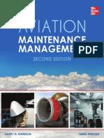 Aviation Maintenance Manegement