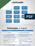 A Pontuacao