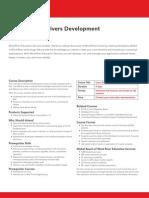 Linux Device Drivers Development Course