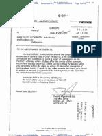 Ceglia v Zuckerberg (Ceglia's Complaint Against Facebook)