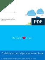 OSS en Azure - Introducción