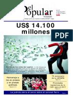 El Popular 377 Órgano de Prensa Oficial del Partido Comunista de Uruguay