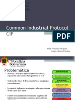 Common Industrial Protocol