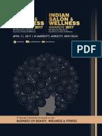 Indian Salon & Wellness Congress 2017