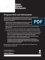 Program Roll-out Information 21.3