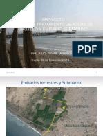 Ex Posicion Plant at Rat Amien to Trujillo