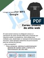 MP3 Google