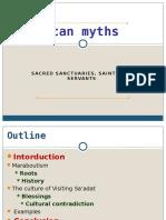 Moroccan Myths