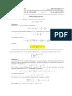 Corrección Examen Final, Semestre I10