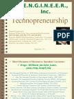 Technopreneurship 2015