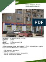 Bucuresti Muncii, Supermarket Premial, 220 Mp