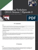 educating yorkshire  2013  season 1 episode