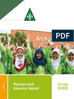School Community Manual Indonesia Bahasa Version 2014 1st Edition