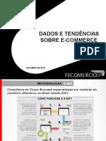 Apresentacao Dados e Tendências Sobre e Commerce