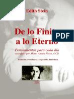 162307907-Edith-Stein-De-Lo-Finito-a-Lo-Eterno.pdf