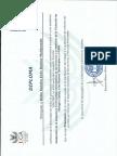 Diploma Premio Innovacion IN07-49 y Acta Resolucion UCA
