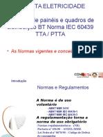Apresentação TTA ABNT NBR 60439