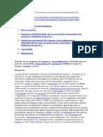 Diseño de Un Manual de Normas y Procedimientos Administrativos