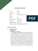 Laporan Kasus 1. Indra Tandi