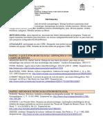 Programa da disciplina Etnomusicologia - PPGAS UFSC