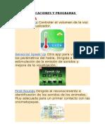 App y Páginas Web